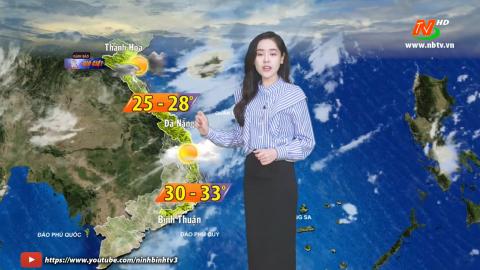 Dự báo thời tiết đêm 28 ngày 29.4.2021