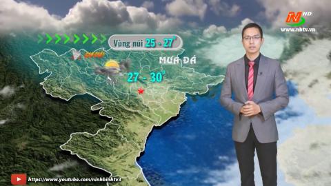 Dự báo Thời tiết Đêm 3 ngày 4/04