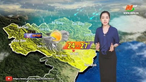 Dự báo Thời tiết Đêm 8 ngày 9/04