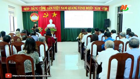 Gia Viễn tổ chức Hội nghị hiệp thương lần thứ 3.