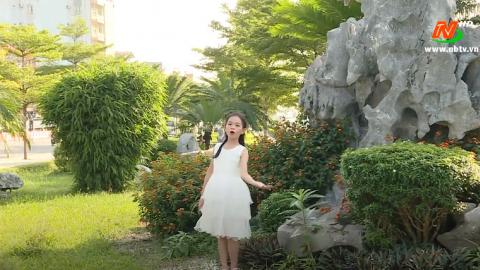 Giai điệu xanh: Tiếng hát Hương Giang