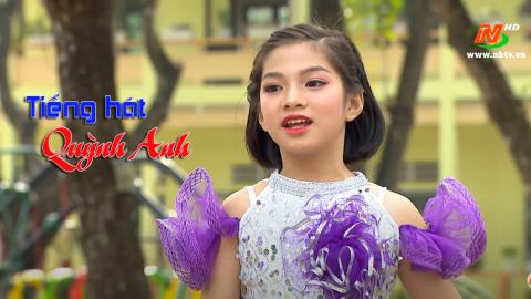 Giai điệu xanh: Tiếng hát Quỳnh Anh