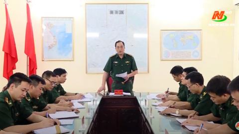 Giáo dục quốc phòng an ninh: Bộ đội Biên phòng Ninh Bình - Mười năm xây dựng và phát triển