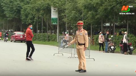Giáo dục quốc phòng an ninh: Đảm bảo công tác an ninh trật tự dịp lễ hội đầu xuân