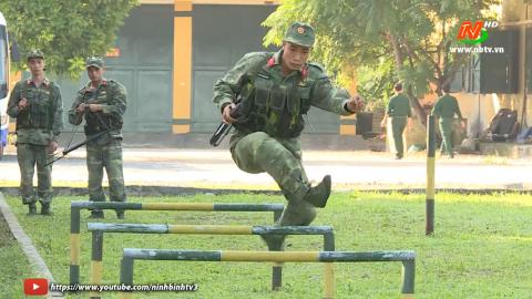 Giáo dục quốc phòng an ninh: Đảm bảo công tác huấn luyện năm 2020