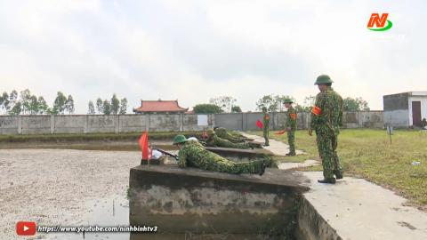 Giáo dục quốc phòng an ninh: Kiểm tra công tác sẵn sàng chiến đấu của các lực lượng vũ trang tỉnh