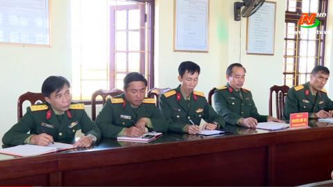 Giáo dục quốc phòng an ninh: Phát triển lực lượng dân quân tự vệ