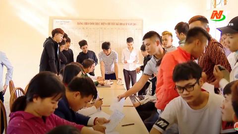 Giáo dục quốc phòng an ninh: Tập trung cho công tác tuyển quân năm 2021