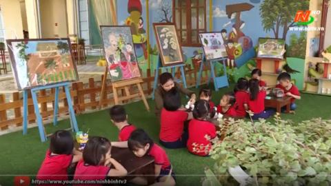 Hiệu quả chuyên đề lấy trẻ làm trung tâm trong giáo dục mầm non