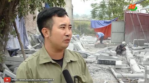 Hiệu quả thực hiện nghị quyết 43 ở Nho Quan