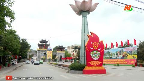 """Hoa Lư chuẩn bị cho """"Lễ hội Hoa Lư năm 2021"""""""