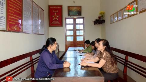 Học Bác trong tiếp dân ở Kim Sơn