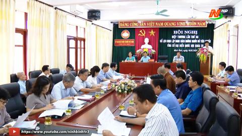 Hội nghị hiệp thương lần thứ 3 lựa chọn, lập danh sách những người ứng cử Đại biểu Quốc hội khóa XV.