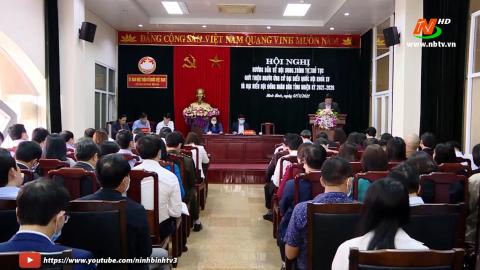 Hướng dẫn quy trình giới thiệu người ứng cử đại biểu Quốc hội và đại biểu HĐND tỉnh