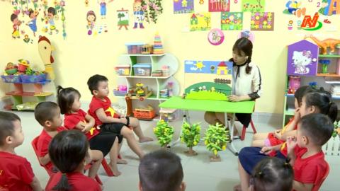 Kể chuyện cùng bé: Câu chuyện Nhổ củ cải