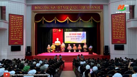 Khai mạc Đại hội Thể dục thể thao Phường Bắc Sơn .