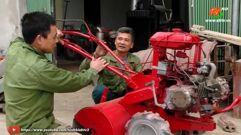 Khoa học kỹ thuật và công nghệ: Gặp gỡ người nông dân với những sáng chế hiệu quả
