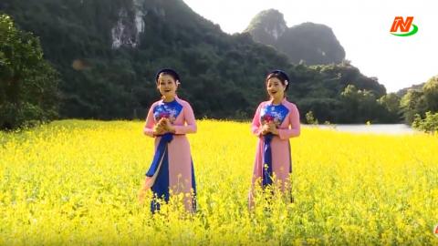 Khúc giao duyên - Biểu diễn: Hồng Nhung - Hồng Lụa