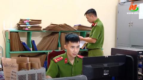 Kim Sơn đảm bảo an ninh trật tự dịp cuối năm