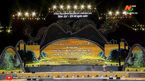 Lễ Khai mạc Năm Du lịch Quốc gia 2021, Hoa Lư - Ninh Bình