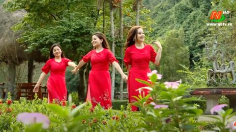 Mùa xuân đến rồi đó - Hồng Nhung - Hồng Lụa - Hương Ly