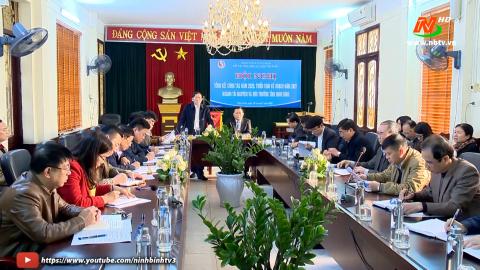 Ngành Tài nguyên và Môi trường triển khai nhiệm vụ năm 2021