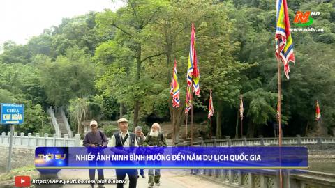 Nhiếp ảnh Ninh Bình hướng đến năm Du lịch Quốc gia 2021.
