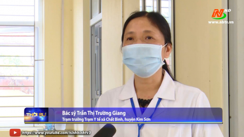 Những Trạm trưởng Y tế tận tâm với nghề