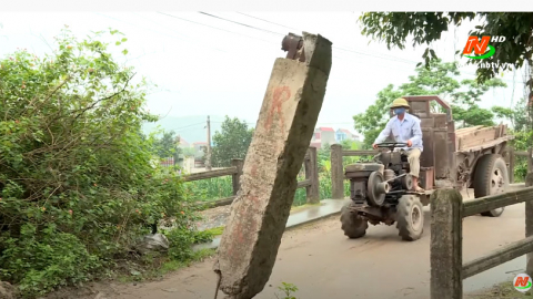 Những vấn đề cử tri quan tâm: Đầu tư nâng cấp 1 số cầu ở Yên Mô