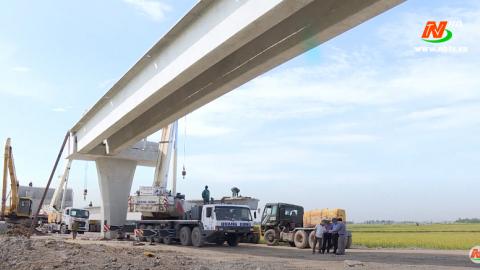 Những vấn đề cử tri quan tâm: Đồng thuận để đẩy nhanh tiến độ đường cao tốc Bắc - Nam