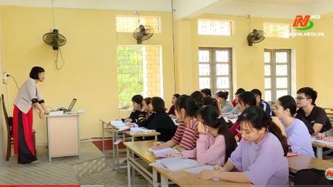 Những vấn đề cử tri quan tâm: Giải pháp việc làm cho sinh viên sau tốt nghiệp