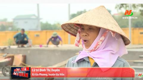 Những vấn đề cử tri quan tâm: Giải quyết việc làm cho phụ nữ nông thôn