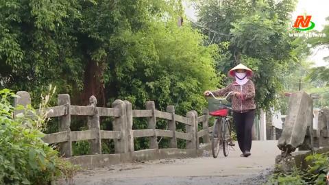 Những vấn đề cử tri quan tâm: Khắc phục tình trạng cầu cũ, hỏng trên địa bàn huyện Kim Sơn