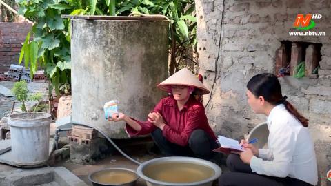 Những vấn đề cử tri quan tâm: Thiếu nước sạch ở một số xã nông thôn mới
