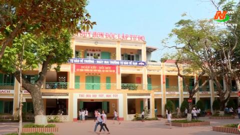 Những vấn đề cử tri quan tâm: Vấn đề xây dựng trường chuẩn Quốc gia ở Kim Sơn