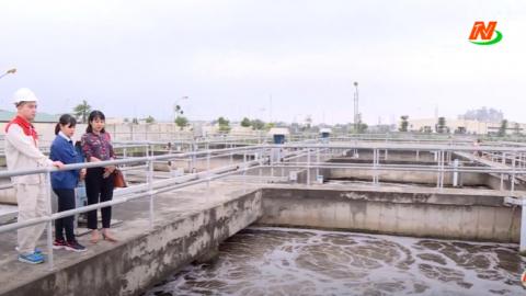 Những vấn đề cử tri quan tâm: Xử lý nước thải và ngập úng ở Gia Viễn