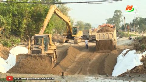 Ninh Bình đầu tư xây dựng hạ tầng giao thông