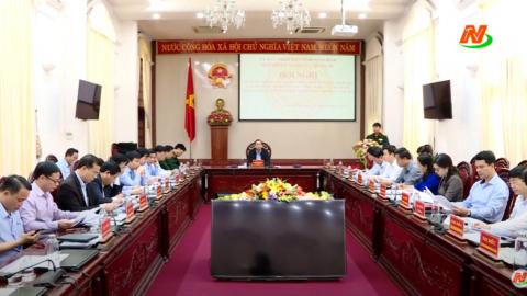 Ninh Bình: Triển khai công tác tuyển quân năm 2021