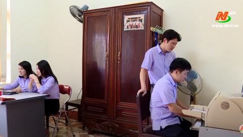 Nông dân Ninh Bình hưởng ứng cuộc thi tìm hiểu về Đại hội Đảng bộ tỉnh
