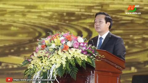 Phát biểu khai mạc Năm du lịch quốc gia 2021 của đồng chí Chủ tịch UBND Tỉnh