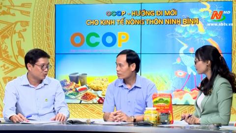 Phát triển bền vững: OCOP - Hướng đi mới cho kinh tế nông thôn Ninh Bình