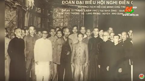 Phim Tài Liệu: 60 năm Bác Hồ về thăm Ninh Bình - Tập 04: Đồng Giao khắc ghi lời Bác