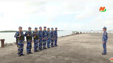 Phóng sự: Bộ đội Biên phòng Ninh Bình không ngừng lớn mạnh, hoàn thành xuất sắc nhiệm vụ được giao