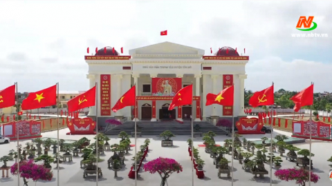 Phóng sự: Đảng bộ huyện Yên Mô - Dấu ấn một nhiệm kỳ