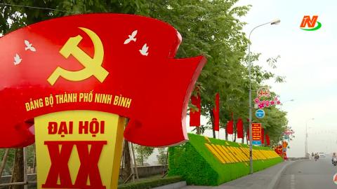 Phóng sự: Đảng bộ thành phố Ninh Bình - Một chặng đường phát triển