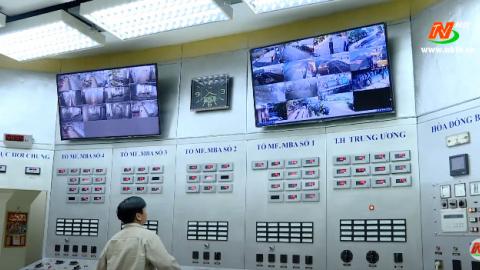Phóng sự: Công ty CP Nhiệt điện Ninh Bình sản xuất an toàn, hiệu quả