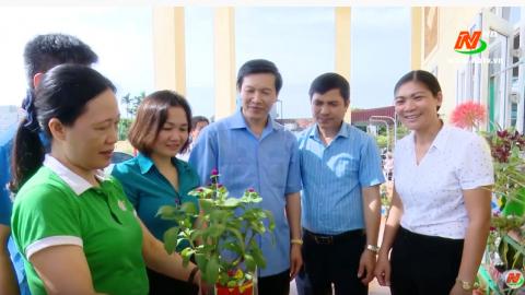 Phụ nữ và cuộc sống: Hội phụ nữ Kim Sơn nỗ lực bảo vệ môi trường và ứng phó biến đổi khí hậu