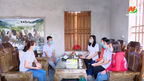 Phụ nữ và cuộc sống: Hội phụ nữ thành phố Ninh Bình phòng chống dịch Covid-19