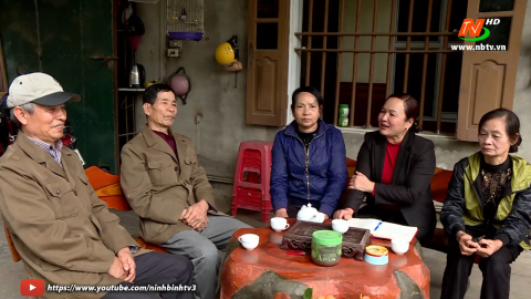 Phụ nữ và cuộc sống: Những nữ trưởng xóm, phố năng động