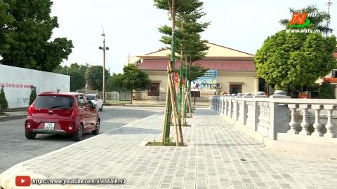 Phúc Thành xây dựng phường đạt chuẩn Văn minh đô thị